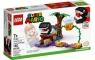 Lego Super Mario: Spotkanie z Chain Chompem w dżungli - zestaw dodatkowy (71381)
